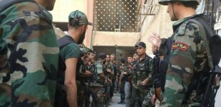 Syria Daily: Heavy Fighting as Pro-Assad Forces Attack North of Aleppo