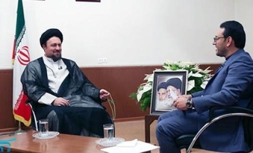 Iran Feature: Khomeini's Grandson Criticizes Regime
