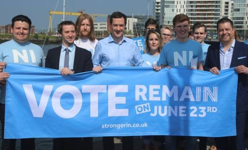Britain Analysis: Why Northern Ireland Is Vital in the EU Referendum