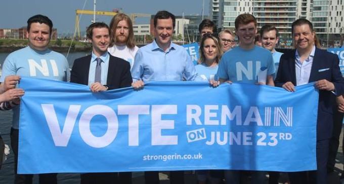 Britain Analysis: Why Northern Ireland Is Vital in the EU Referendum