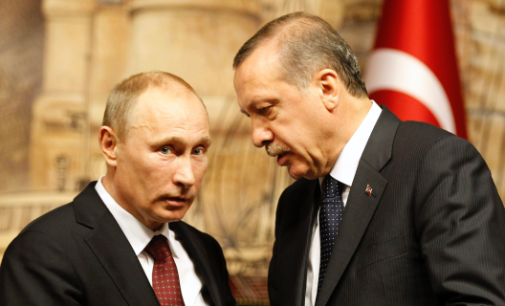 "Turkey Opinion: Putin's ""Iron Fist"" Will Not Work for Erdogan"