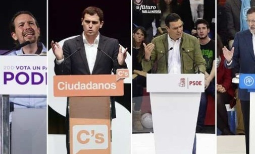 Spain Feature: A Beginner's Guide to Sunday's Elections