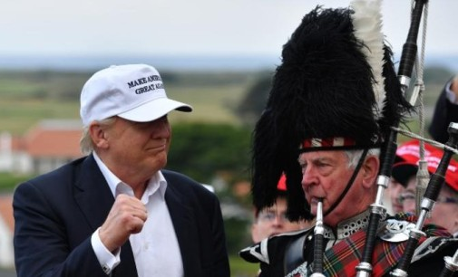 US Analysis: 4 Lessons from Trump's Scotland Visit