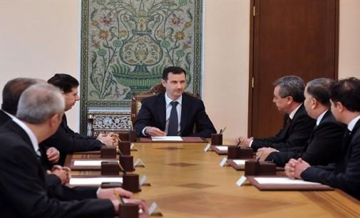 Syria Daily: Assad Names New Government