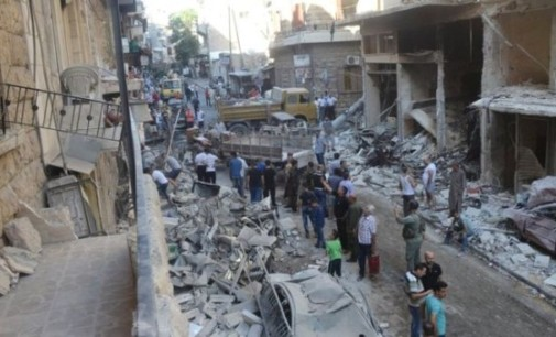 Syria Daily: Rebels Attack Inside Aleppo