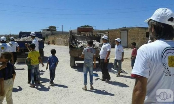 WORKERS ROAD PROJECT IDLIB PROVINCE