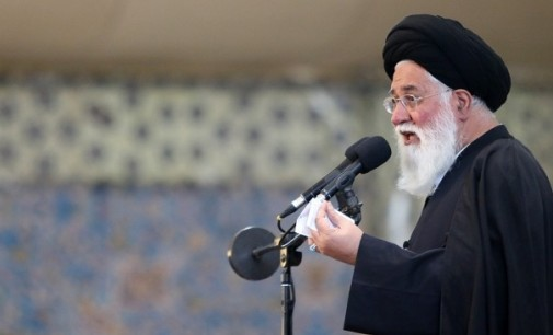 Iran Daily: Friday Prayer Leaders Press Rouhani Over Nuclear Deal