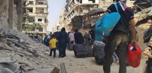 Syria Feature: 5 Stories of Leaving Darayya