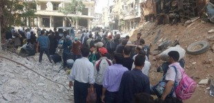 Syria Daily: Darayya Surrenders After 45 Months