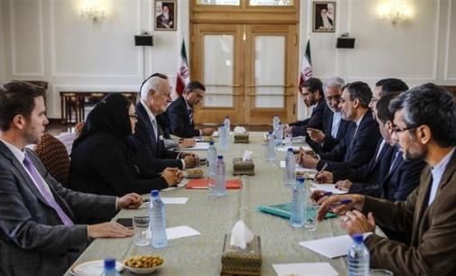 Iran Daily: Tehran Hosts UN Envoy for Syria