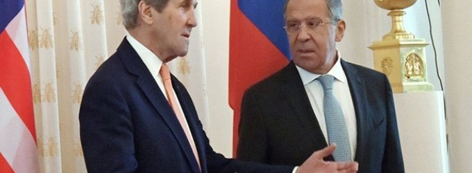 Syria Daily: Kerry to Lavrov — I Am Concerned About Russia's Bombing of Aleppo