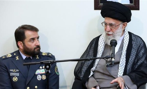 "Iran Daily: Supreme Leader Shakes His Fist At ""Enemies"""