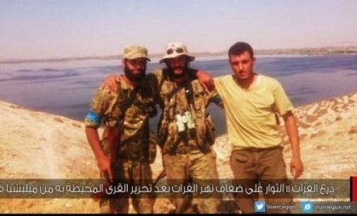 Syria Daily: Turkish-Supported Rebels Advance v. ISIS & Kurdish-Led SDF