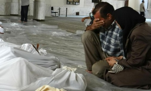 Syria Feature: Assad Regime — France Carried Out Chemical Attacks Near Damascus in August 2013