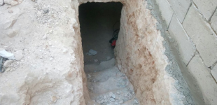 Syria Feature: Paying to Live Underground in Hama