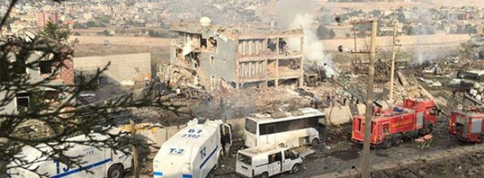 Turkey Feature: 11 Police Killed, 78 Wounded in Bombing