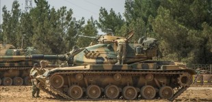 Syria Daily: Fighting Expands Between Turkish-Supported Rebels and Kurdish-Led Force