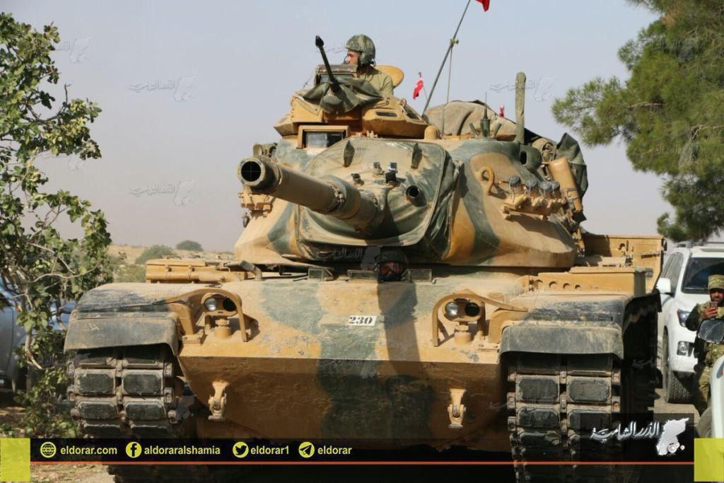 TURKISH TANK JARABLUS 08-16