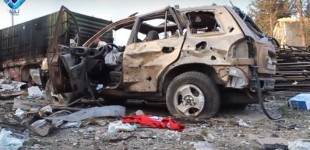 Syria Feature: Assad Regime Blocks 80% of UN Aid Convoys