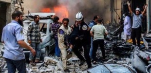 Syria Feature: US Was Warned of Regime's Airstrikes on Rescuers in Aleppo