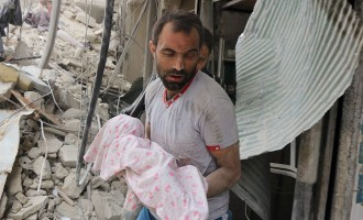 """Syria Daily: Aleppo — """"What's Happening Now is Annihilation"""""""