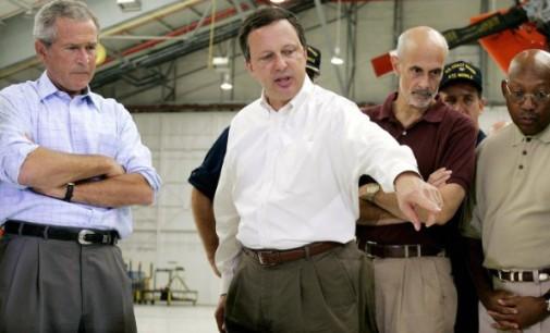 US Feature: How Bush's Iraq War Helped Hurricane Katrina Devastate New Orleans