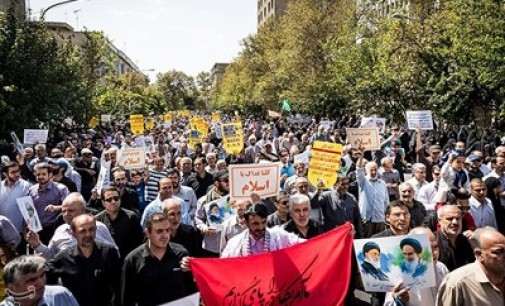 Iran Daily: Regime Stages an Anti-Saudi Display