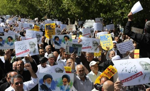 Iran Daily: Regime Organizes Anti-Saudi Protests