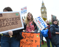 "Britain Analysis: Refugees —- London Fails the ""Test of Our Humanity"""