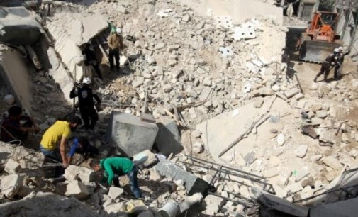 Syria Feature: As Britain's MPs Debated, Aleppo's Civilians Died