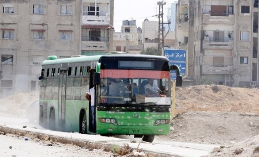 Syria Feature: The Dreaded Green Buses