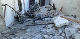 Syria Feature: The Russian Destruction of North Hama's Last Clinic