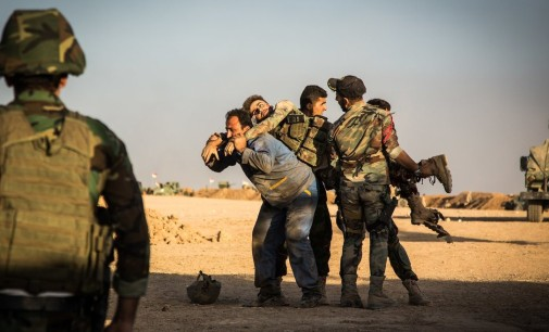 Iraq Feature: Mosul Offensive — Kurds Attack Town of Bashiqa to Northeast