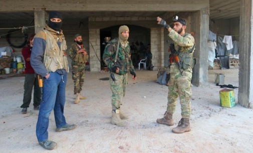 Syria Daily: Rebels Attack Again in West Aleppo; Kurdish Militia Ally With Regime in East