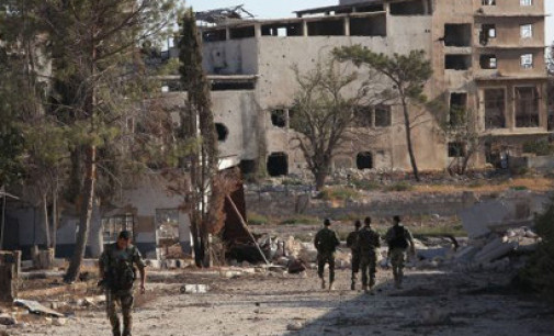 Syria Daily: Pro-Assad Forces Press Attacks on Two Fronts