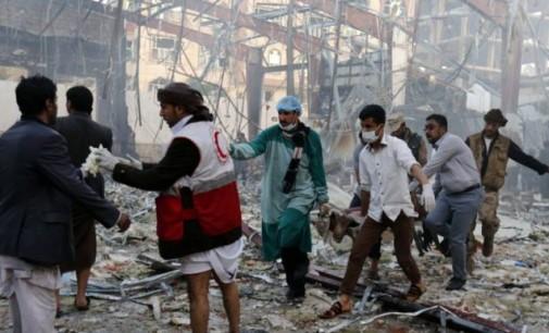 Yemen Feature: Saudi Arabia Admits Deadly Bombing of Funeral