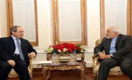 Iran Daily: Syrian Deputy FM in Tehran for Discussions
