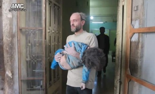 Syria Audio Analysis: The Crushing of East Aleppo
