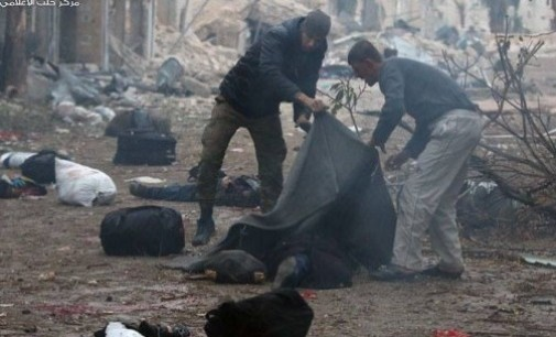 """Syria Report: The """"Breaking of Aleppo"""" by Russia, Iran, and the Assad Regime"""