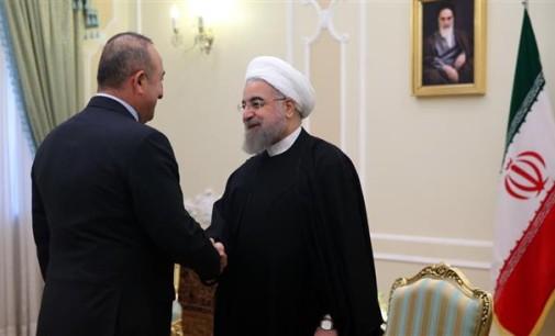 Iran Daily: Tehran Hosts Turkish FM for Talks on Syria and Iraq
