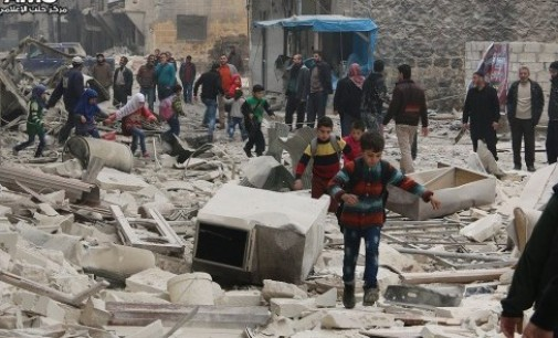 Syria Daily: 116 Killed As Russia & Regime Bomb In and Near Aleppo