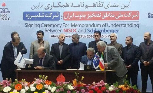 Iran Daily: Tehran Signs 2nd Oil and Gas Development Contract with Foreign Firm