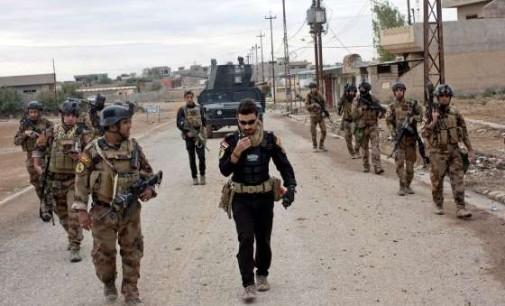 Iraq Feature: Iraqi Troops Claim Advance South of Mosul