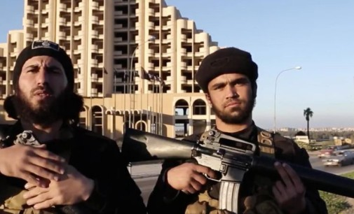 """Iraq Feature: ISIS Leader al-Baghdadi to Fighters """"Better to Die Than Retreat"""""""