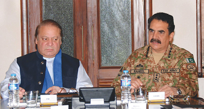 Pakistan Feature: Who Can PM Sharif Trust as Next Head of the Army?