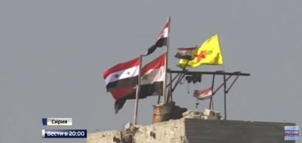regime-and-kurds-flags-aleppo-2