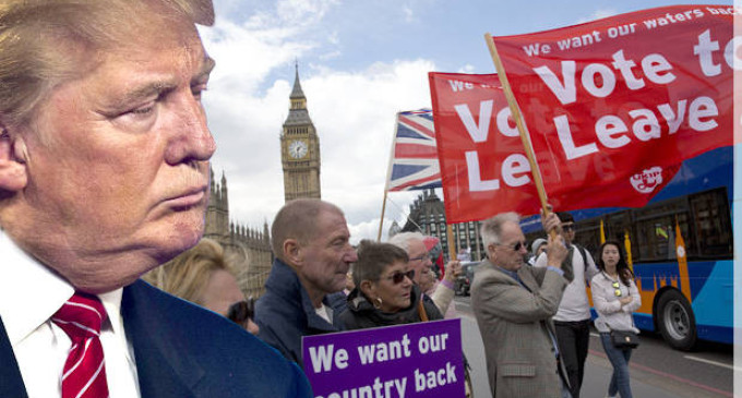 US and Europe Analysis: Facing the Threats of Trump and Brexit
