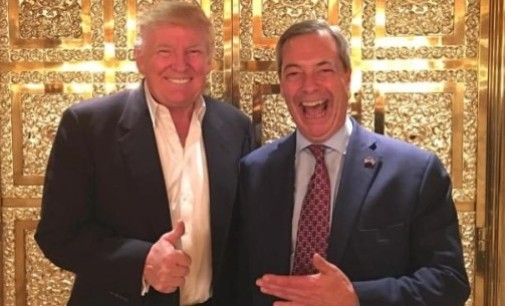 "US Audio Analysis: The Story of Trump, ""UK Ambassador"" Farage, & a Wind-Farm Conflict of Interest"