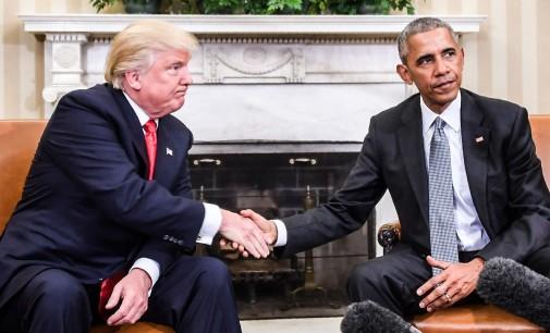 US Audio Analysis: Obama, Trump, and What We Do Next
