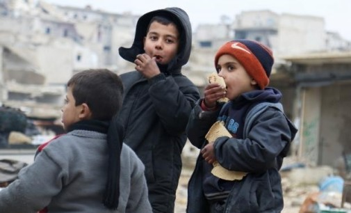 Syria Videos: The Endangered Civilians in Aleppo